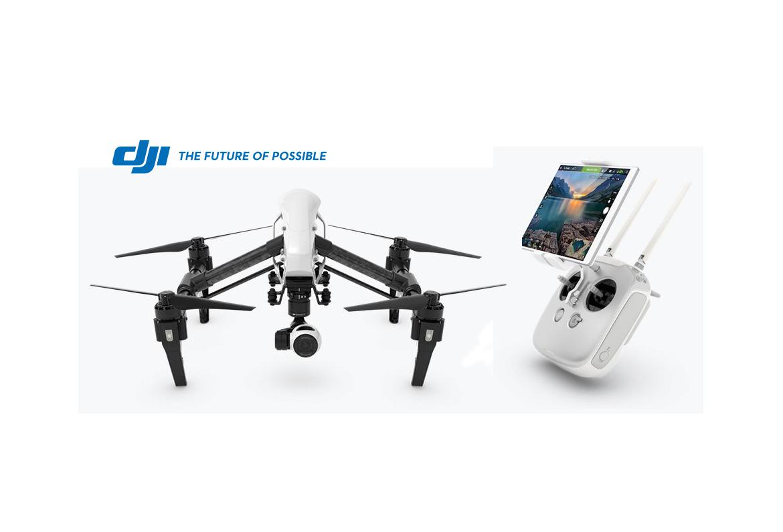 DJI Inspire 1 Drone - Fraser Valley