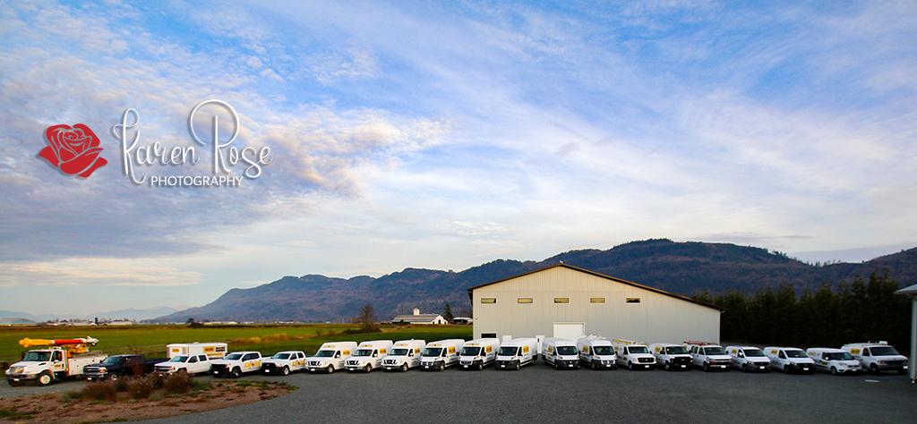 ANSER Power Systems – Fleet Photoshoot Center