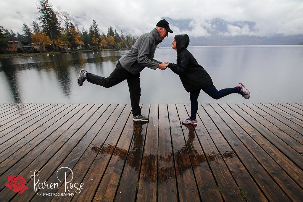 Cultus Lake Photoshoot - In Love